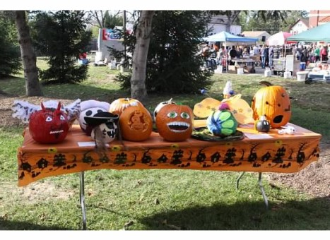 Pumpkin Carving/Decorating Contest sponsored by Gloucester Township McDonals
