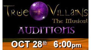 True Villains Auditions