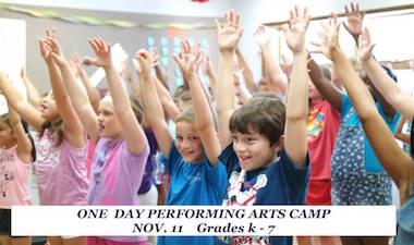 One Day Camp Program Photo Web
