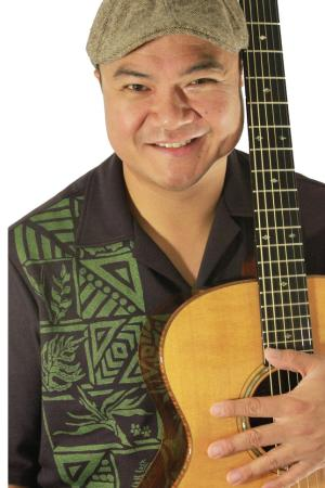 COURTESY OF PATRICK LANDEZA Slack key guitarist Patrick Lendaza is hoping the inaugural Hawaiian Music Festival on Feb. 2 will help establish the Great American Music Hall in San Francisco as a home for Hawaiian music.