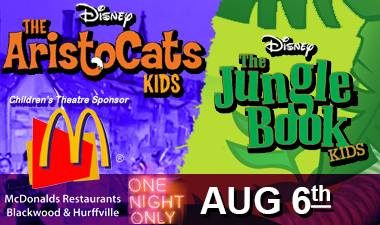 The Jungle Book/ Aristocats - Mainstage Center for the Arts