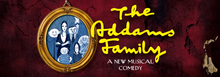 The Addams Family Auditions - Mainstage Center for the Arts