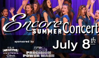Encore Summer Concert